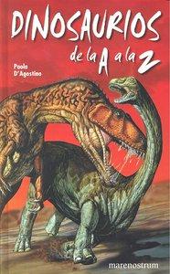 Dinosaurios de la a a la z