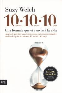 10-10-10. una formula que et canviara la vida