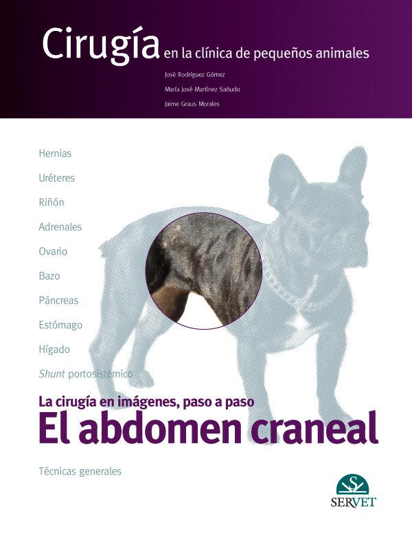 Cirugia en imagenes paso a paso abdomen craneal
