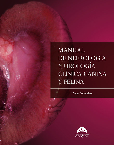 Manual nefrologia y urologia clinica canina y felina