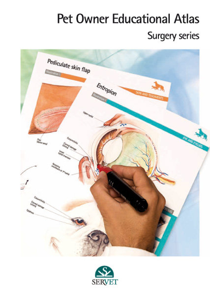 Surgery series. pet owner educational atlas