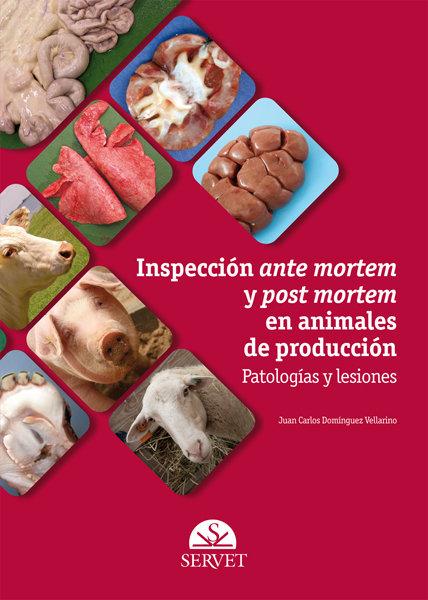 Inspeccion ante mortem y pos mortem en animales de produccio