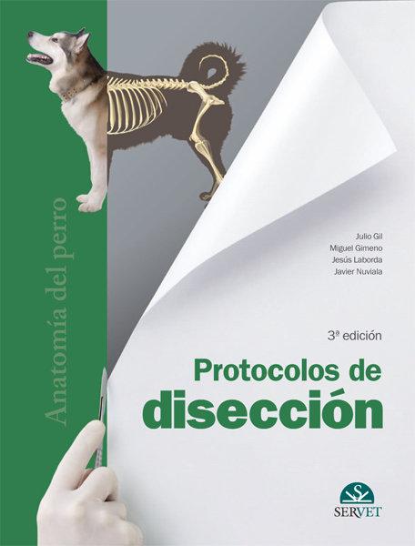 Protocolos de diseccion anatomia del perro