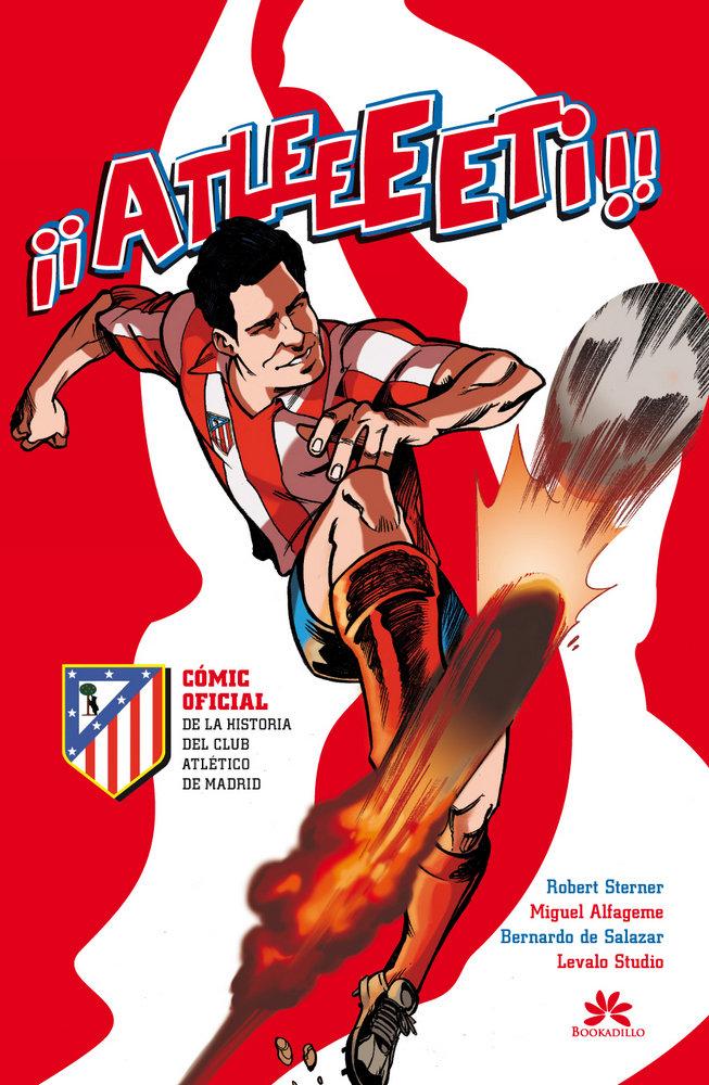Atleeeeti comic oficial historia atletico madrid