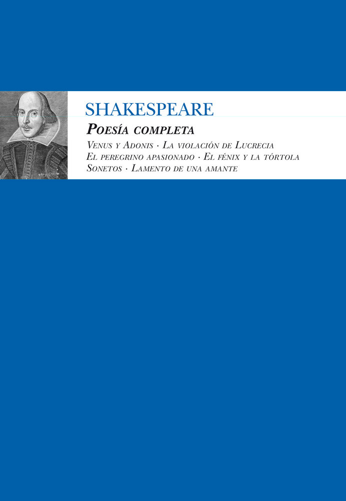 Poesia completa william shakespeare