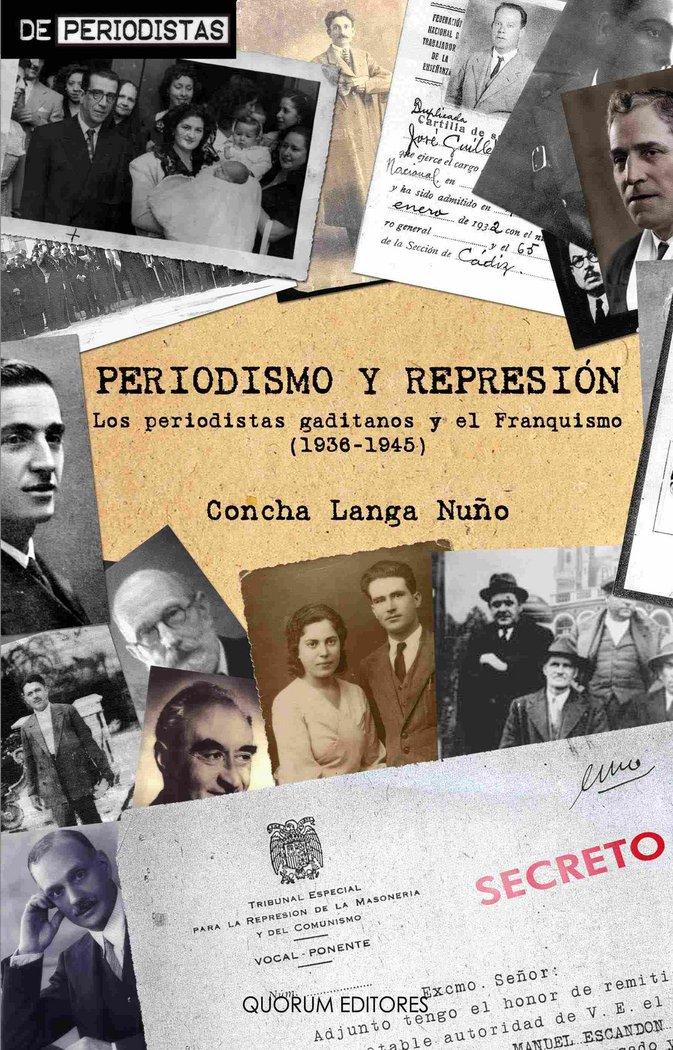 Periodismo y represion