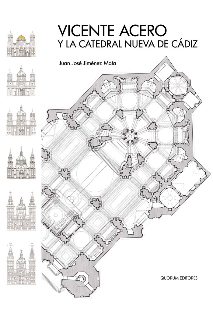 Vicente acero y la catedral nueva de cadiz