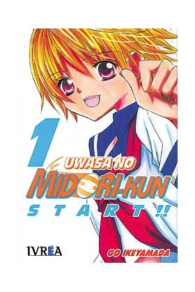 Rumores sobre midori 01 (comic),los