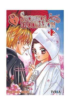 Secretos del corazon 12 (comic)