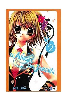 Angel del jardin 02 el