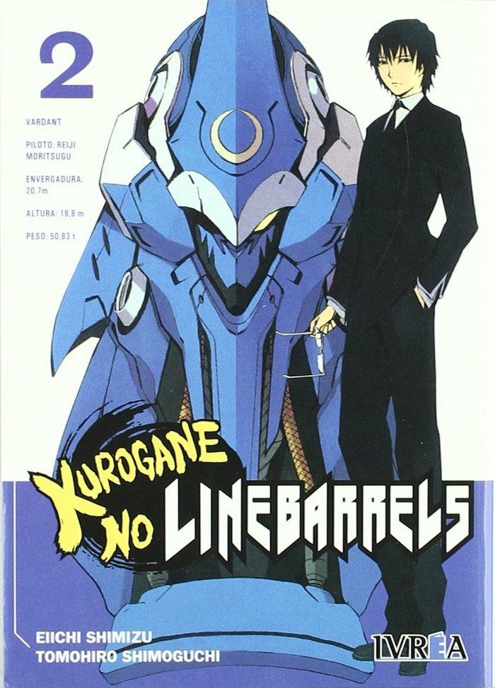 Kurogane no linebarrels 02 (comic)
