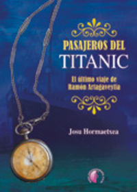 Pasajeros del titanic