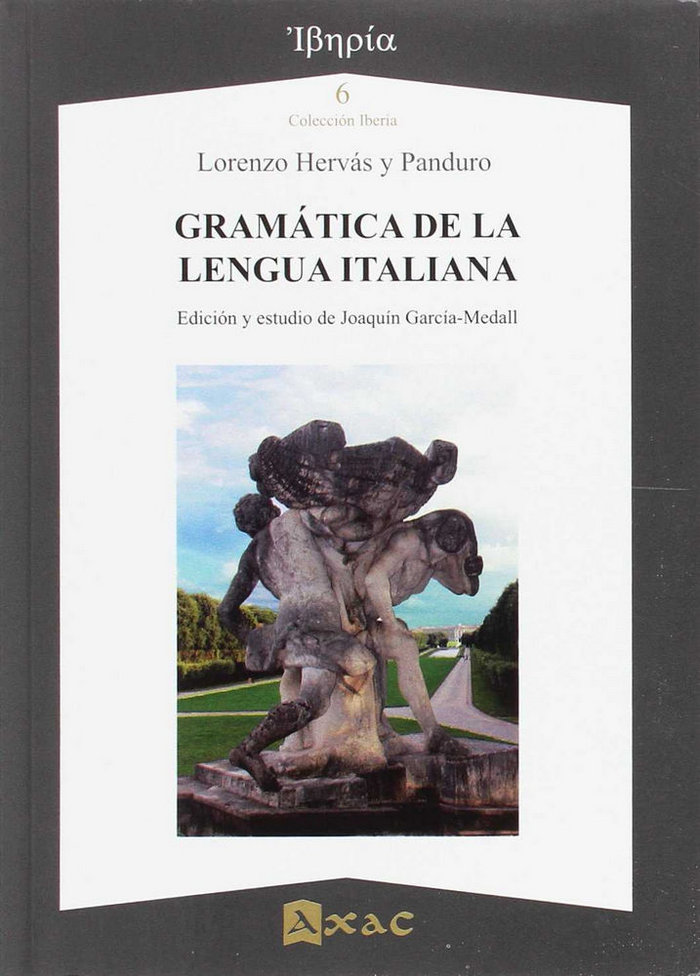 Gramatica de la lengua italiana