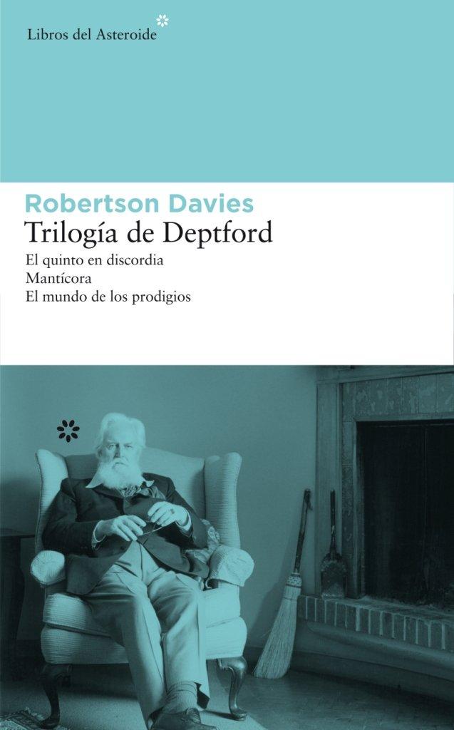 Trilogia de deptford libro