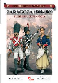 Zaragoza 1808-1809 guerr-bat  53