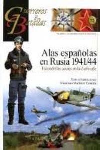 Alas españolas en rusia, 1941-44