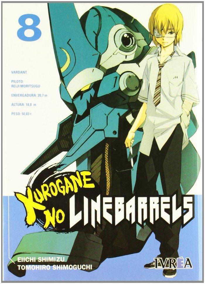 Kurogane no linebarrels 08 (comic)
