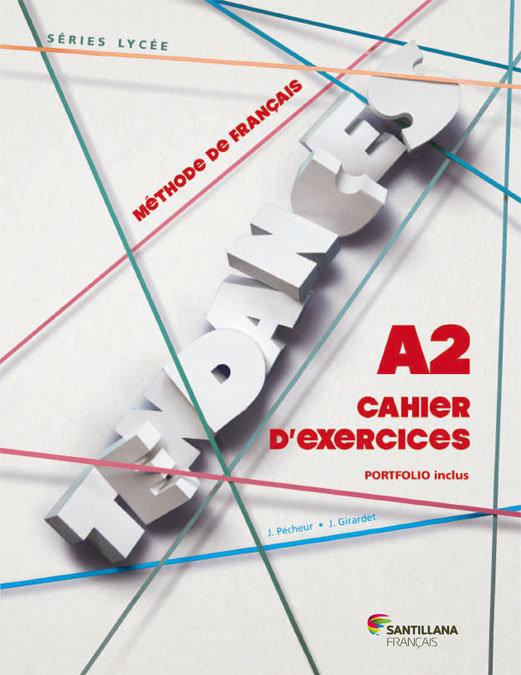 Tendances a2 cahier 13 nb