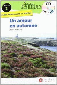 Un amour en automne+cd evasion 2 pack