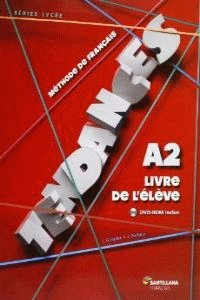 Tendances a2 eleve+dvdr 13 nb