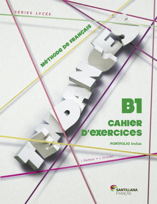 Tendances b1 cahier 13 nb