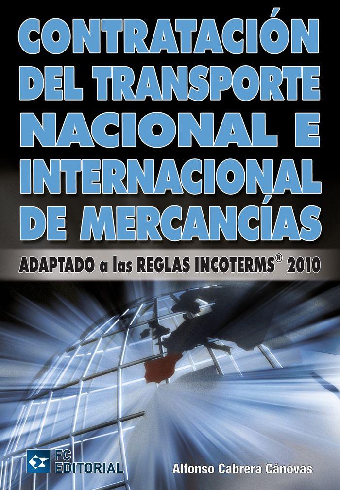 Contratacion del transporte nacional e internacional de merc