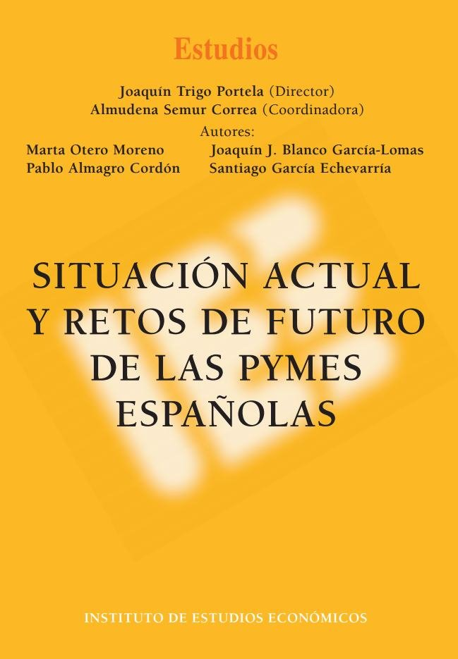 Situacion actual y retos de futuro de las pymes españolas