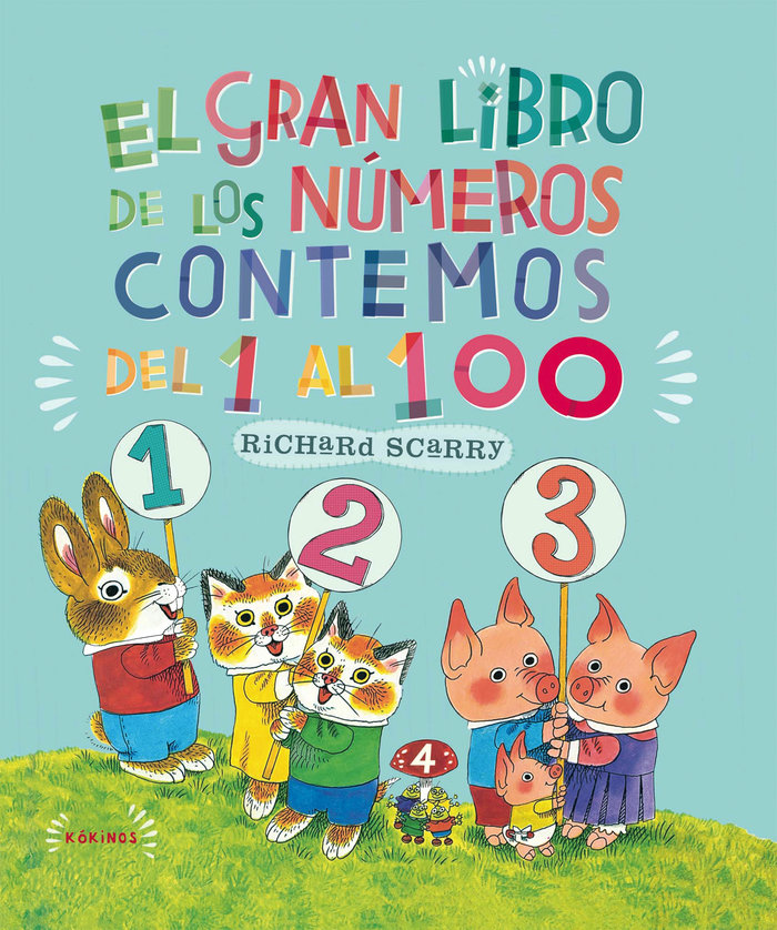 Gran libro de los numeros,el
