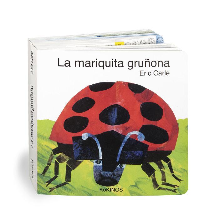 Mariquita gruñona,la