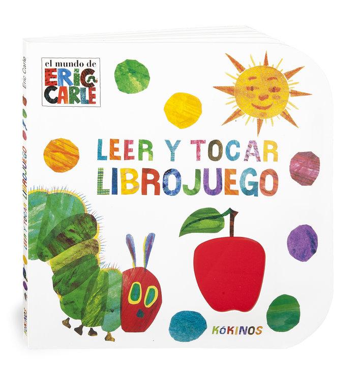 Leer y tocar librojuego
