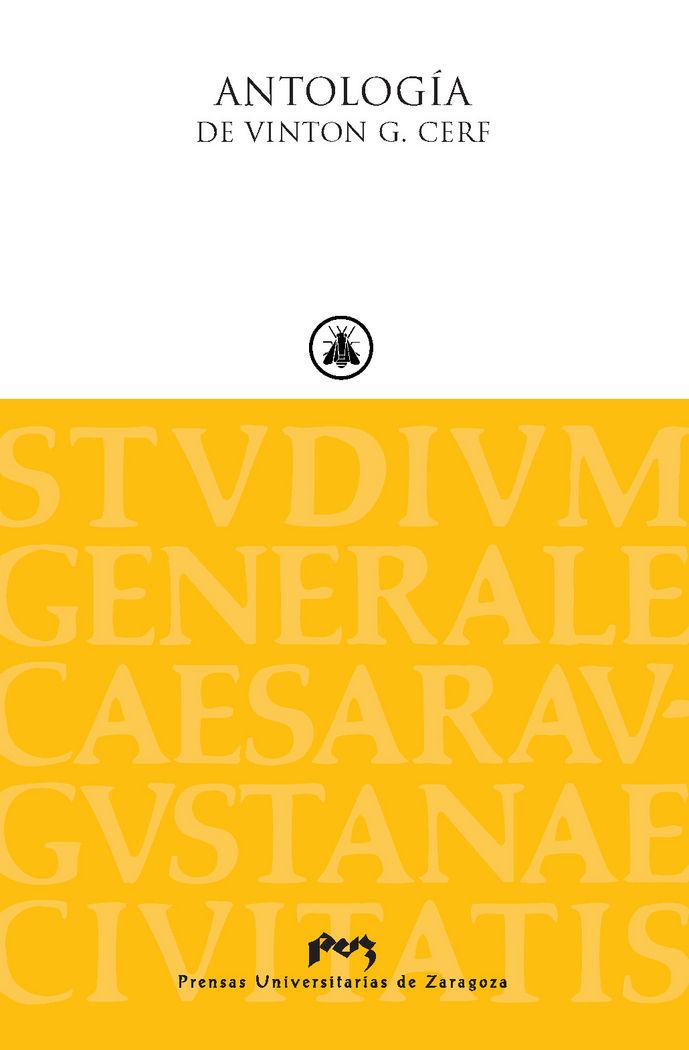 Antologia de vinton g cerf