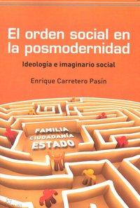 Orden social en la posmodernidad