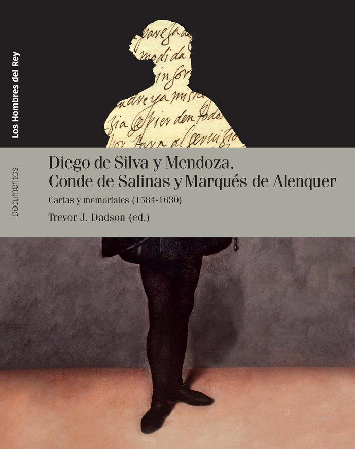 Diego de silva y mendoza conde de salinas y marques de ale