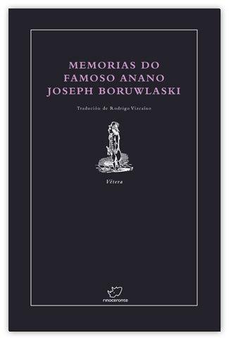 Memorias do famoso anano joseph boruwlaski