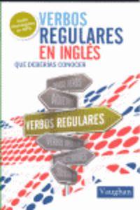 Verbos regulares en ingles que deberias conocer