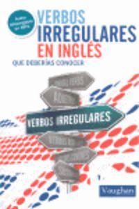 Verbos irregulares en ingles que deberias conocer