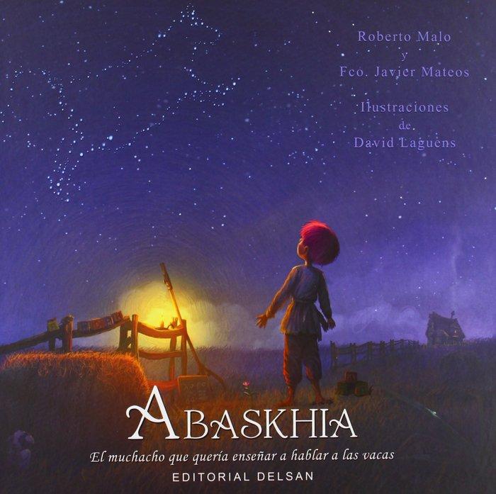 Abaskhia. el muchacho que queria enseñar a hablar a las vaca