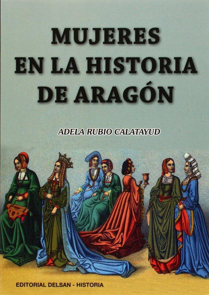 Mujeres en la historia de aragon