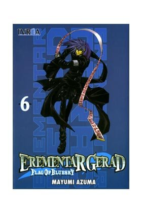 Erementar gerad, flag of bluesky 6