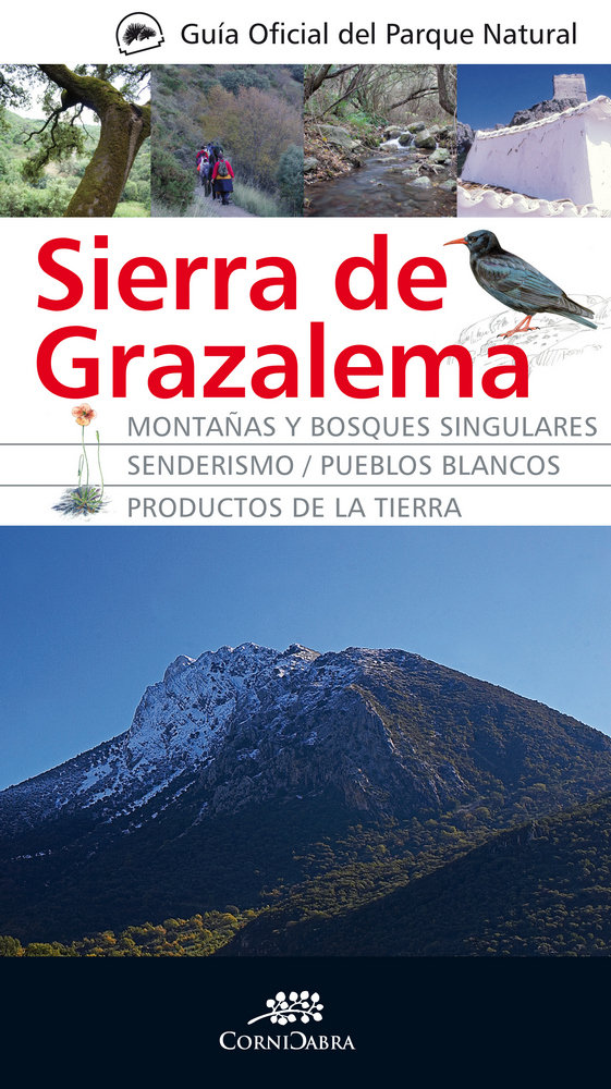 Guia oficial parque natural de la sierra de grazalema