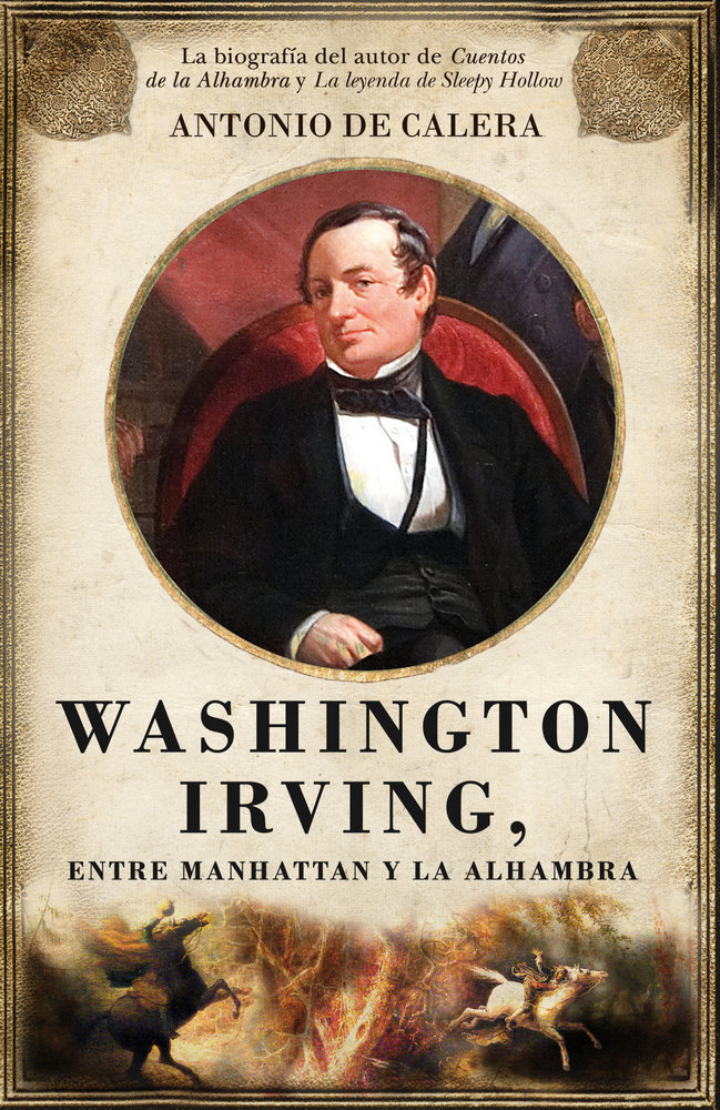 Washington irving entre manhattan y la alhambra