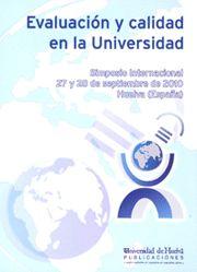 Evaluacion y calidad en la universidad