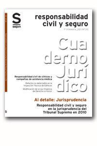 Responsabilidad civil y seguro en la jurisprudencia del trib