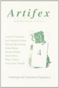 Ax artifex segunda epoca otoño 2000 volumen 4