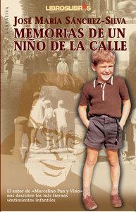 Memorias de un niño de la calle libros libres