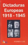 Dictaduras europeas 1918-1945