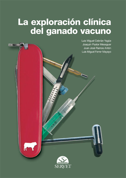 Exploracion clinica ganado vacuno