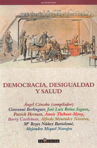 Democracia desigualdad y salud