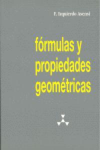 Formulas y propiedades geometricas