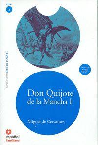 Don quijote de la mancha i adaptacion  leer en español